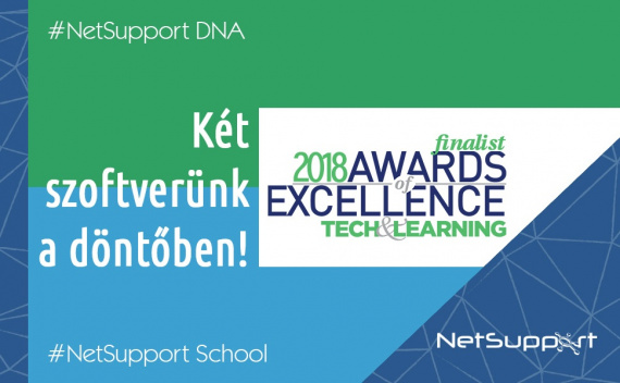 Tech & Learning Awards of Excellence 2018